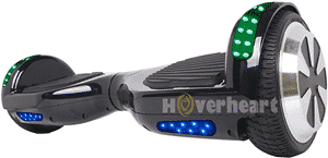 Hoverheart 6.5 - LED & Bluetooth Scooter