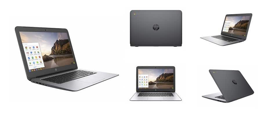 10. HP Chromebook 14 - Best Budget Chromebook