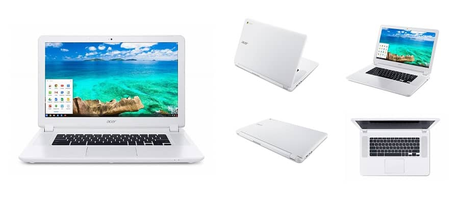 4. Acer Chromebook 15 – World's First 15.6 in Display
