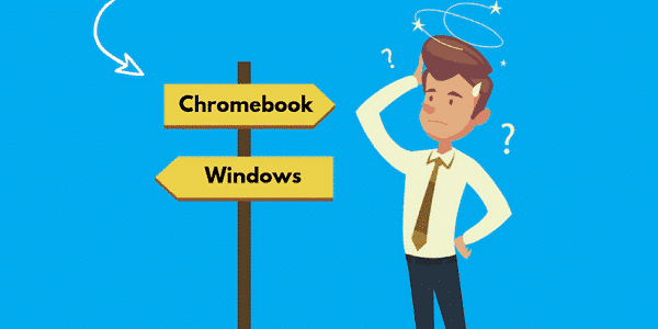 Chromebooks VS Windows Laptops