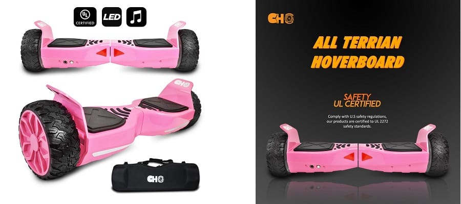 CHO All Terrain Rugged Hoverboard