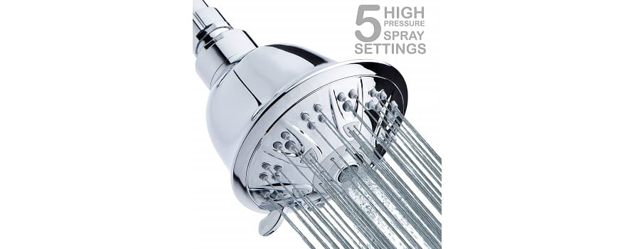 Lokby Low Flow High Pressure Shower Head