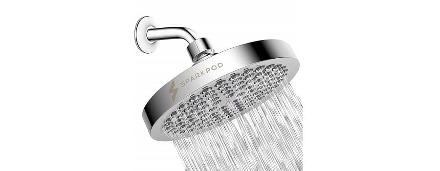 SparkPod Luxury Modern Shower Head