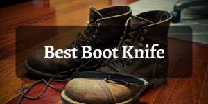 Best Boot Knife